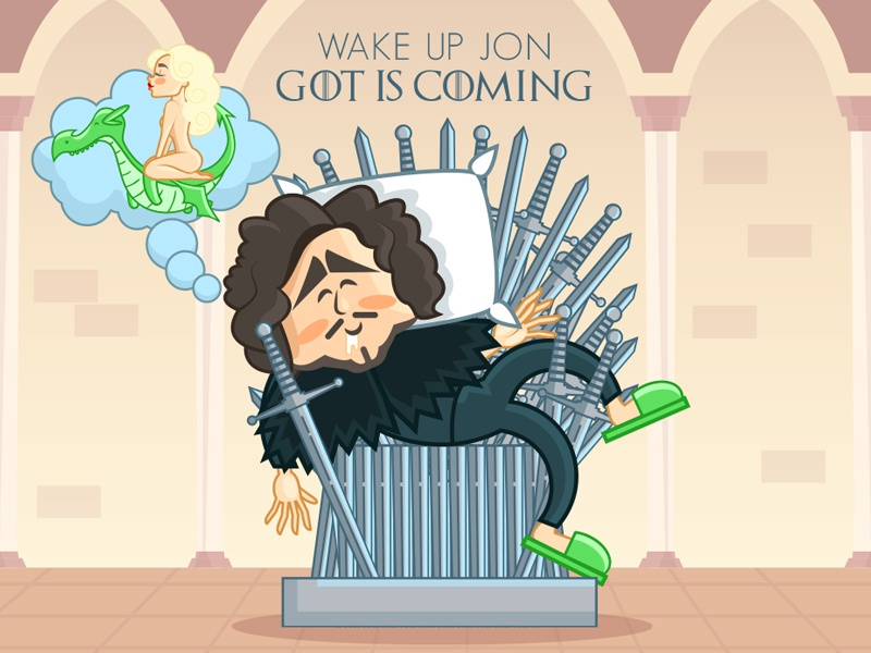 Game of Thrones (GOT) example #136: game of thrones