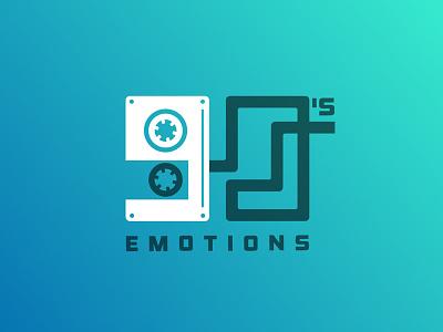 90's albania jetmir lubonja creative  design creative logo design songs casette tape cassette tape music emotions 90s