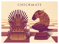 GAME OF THRONES (checkmate)