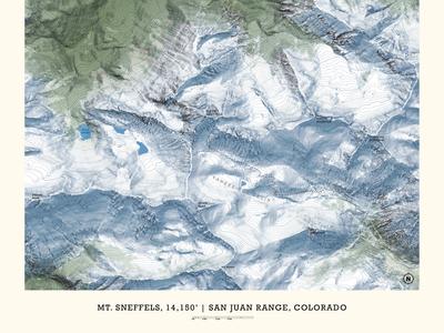 Mt. Sneffels 14ers Series