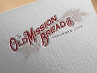 Old Mission Bread Company Logo