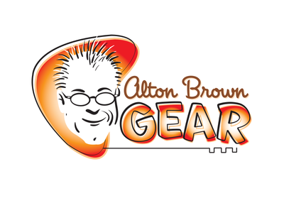 Alton Brown Logo