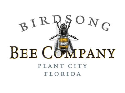 Birdsong Bee Company Logo