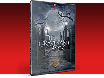 The Graveyard Book DVD Packaging