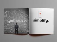 Planet Studio Self Promo Brochure
