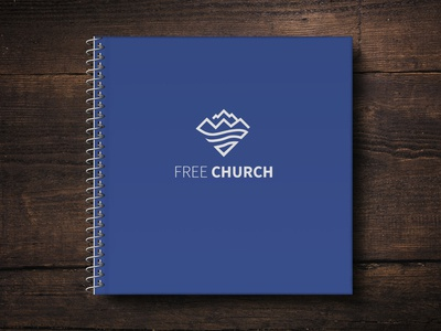 Notebook for Church Branding