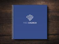 Notebook for Church Branding