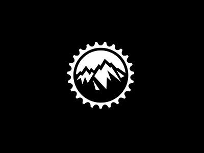 Bike & Ski Shop Logo design logo branding small business outdoor logo outdoor industry logo ski bicycle bikeshop bike shop bike shop logo bike shop branding
