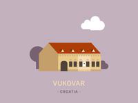 Ruzicka's house