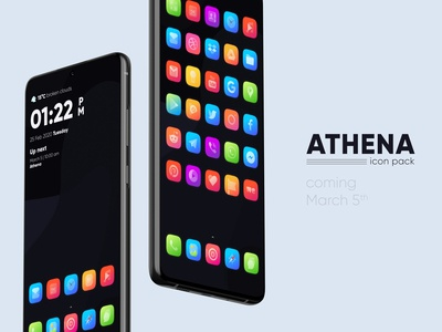 Athena Icon Pack