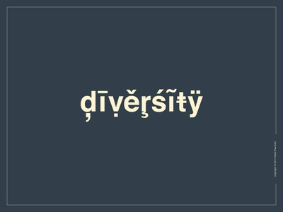 Diversity Logotype