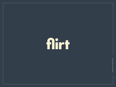 Flirt Logotype