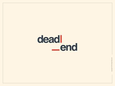Dead End Logotype