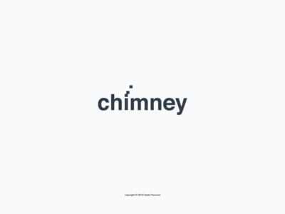 Chimney Logotype