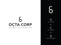 Octa Corp Combination Mark