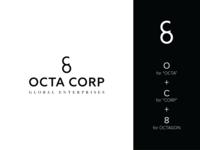 Octa Corp Combination Mark