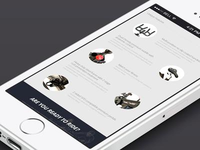 Responsive Fitness Website responsive web design fitness iphone mobile website corporate
