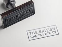 British Chocolate Company Brand