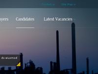 Industrial Recruitment Firm Navigation
