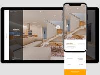 Real Estate Web/App