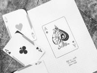 Playingcard design