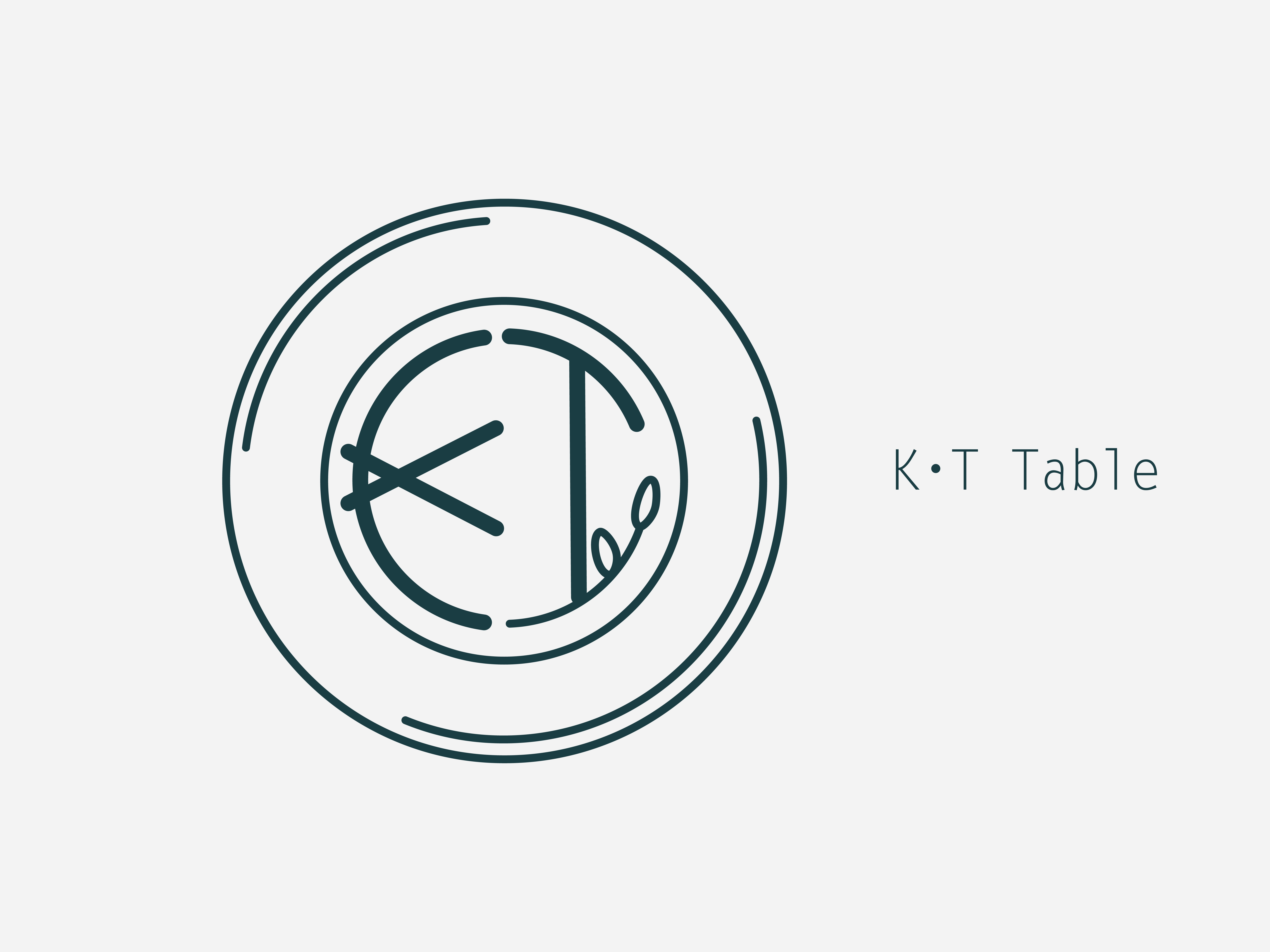 Kt table 4x 100