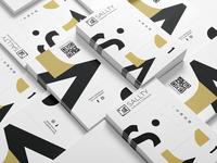 Lifestyle branding | Card design