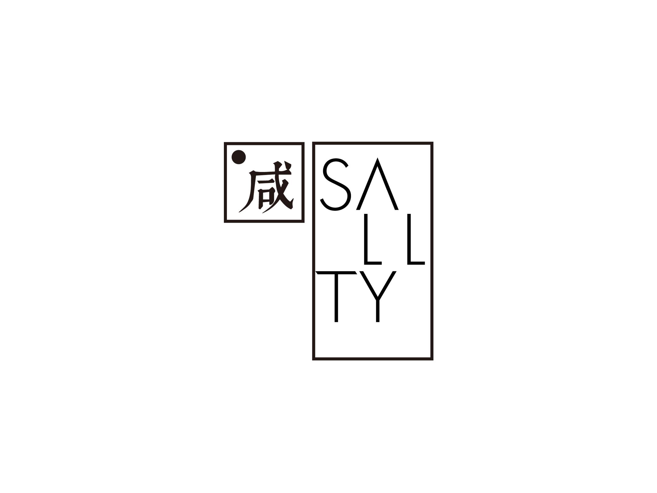 Sallty logo dribbble