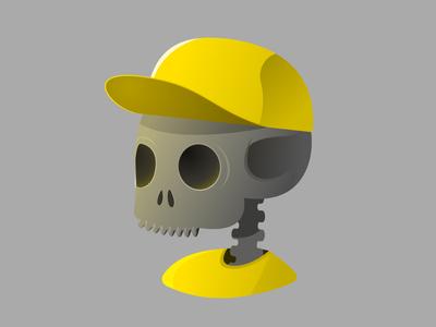 Metal Bot Boy