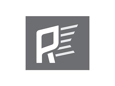 R Concepts branding design logo