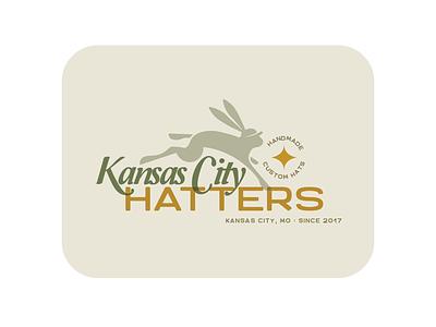 KC Hatters Logo Concept branding logo design