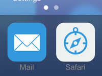 Io7 icons