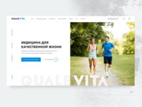 UI Design Idea Exploration (QV medical programs)