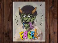 FREEK - A Self Portrait