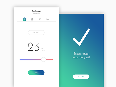 Home Monitoring (Daily UI #021)