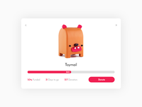 Crowdfunding Campaign (Daily UI #032)