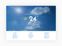 Weather (Daily UI #037)