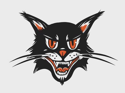 Black Cat - Halloween