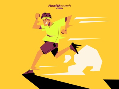 Track Your Distance with Healthcoach by gitsdesign