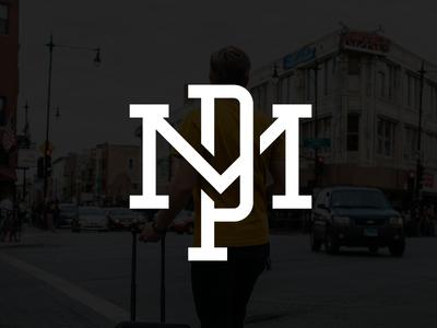 M+P monogram?