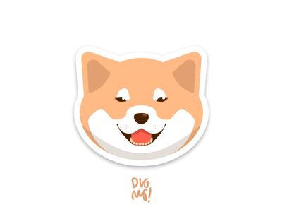 Fluffy Doge