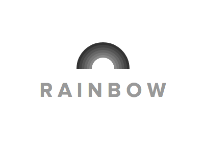 Rainbow Logo Sketch