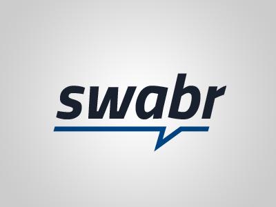 Swabr Logo Sketch logo