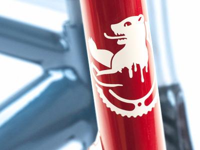Goldsprint Bikes Berlin Logo logo fixed gear bikes corporate design