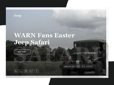 Jeep Safari Creative