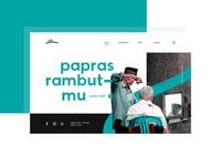 Mbahber — The Javanese Barbershop