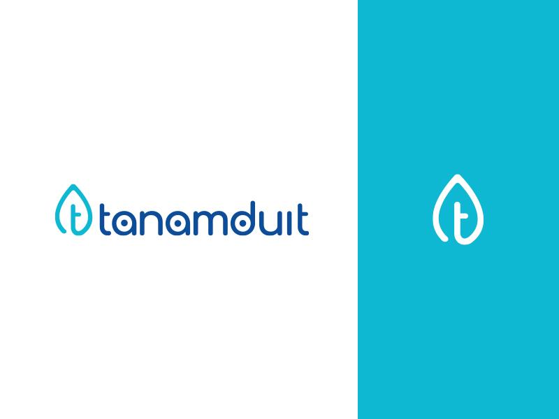 Tanamduit — Online mutual fund platform lettering mobile app web vector flat animation lifestyle typography icon website mobile uidesign ui logo minimal indonesia identity design clean branding