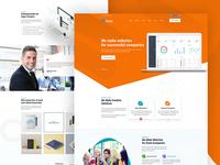 Picker Startup and Agency Website Design