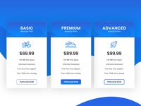 #Pricing Table Design