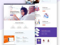 Arrowtic software marketing home two design
